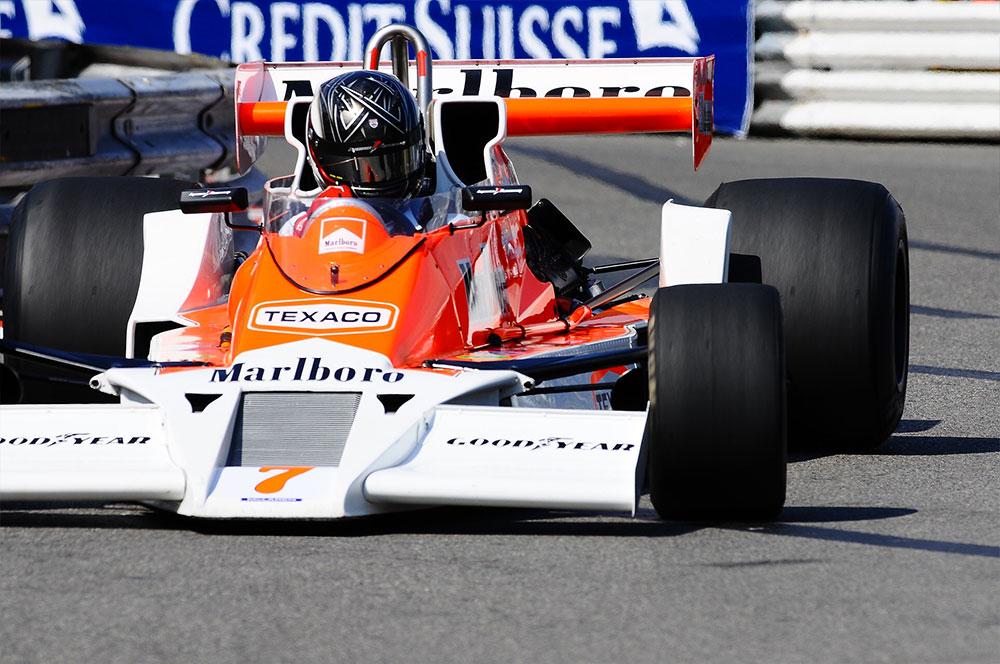 Gallery Monaco F1 Historique