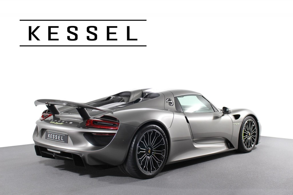 Porsche 918 Usata Kessel Auto